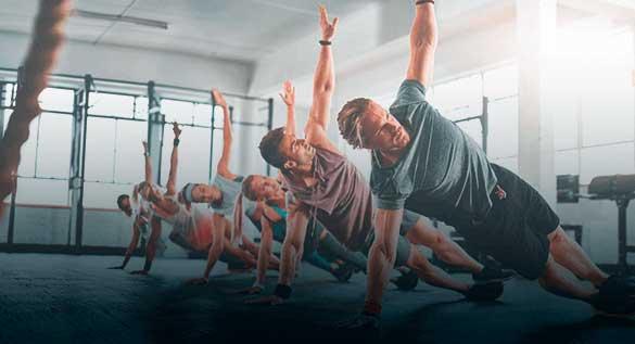 Конкурс профессионального мастерства среди фитнес-тренеров
